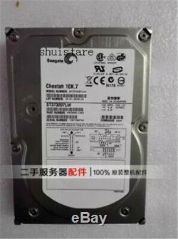 Seagate / Seagate ST373207LW 73G server 10K7 U320 68-pin SCSI hard drive