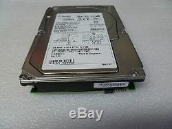 Seagate St3146807lw 146gb 68pin SCSI Hard Drive P/n9v2005-024 F/wds04