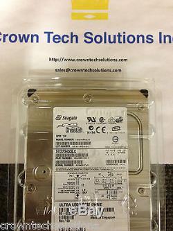 Seagate St373453lc 73gb 15k U320 SCSI Hard Drive New