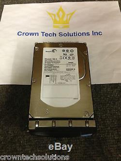 Seagate St373454lc 72gb 15k U320 SCSI Hard Drive