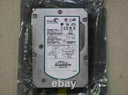 Seagate St373454lw Cheetah 73gb 15k RPM 3.5 68pin SCSI Hard Drive Used