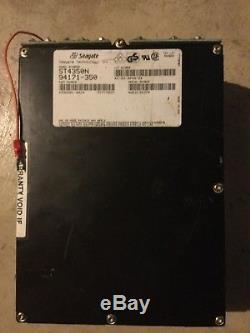 Seagate Technology ST4350N 94171-350 5.25 SCSI HARD DRIVE