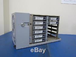 Sun 711 Ultra SCSI External HD Enclosure 599-2061-01 + 8 x Hard Drive