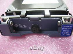 Sun XTA-SC1NC-146G15K 146GB Scsi SIC 80pin 540-6494 390-0361 15K RPM