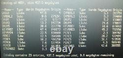 Synclavier Bootable PolySampling SCSI Hard Drive withOS+Complete NED TimbreLibrary