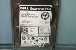 T662 Lot of 5 Dell Equallogic 7149N 600GB 10K SAS 2.5'' Hard Drive ST9600205SS