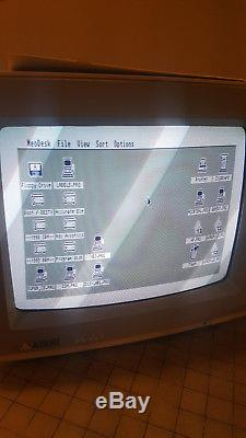 Vintage Atari ST Hard Drive Maxtor 213mb WORX BOOTs Progs SCSI 520 1040 LXT213SY