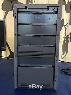 Vintage Hp C2462F External SCSI hard drive storage With 2 Hard Drive 1992