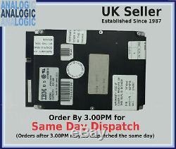 Working IBM WDS-3200 200MB SCSI 3.5 Hard Drive